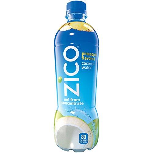 ZICO Pineapple Coconut Water 16 9