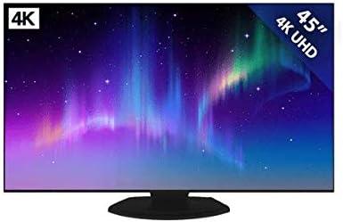 KAGIS S45IP7UHD - Monitor / TV sin sintonizador (4K Ultra HD, sin sintonizador, monitor de TV, mando a distancia): Amazon.es: Electrónica