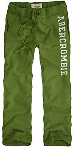 Abercrombie & Fitch Men's Skinny Fit Sweatpants XS / W28 Green