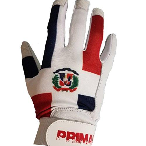 Dominican Republic Baseball Batting Gloves