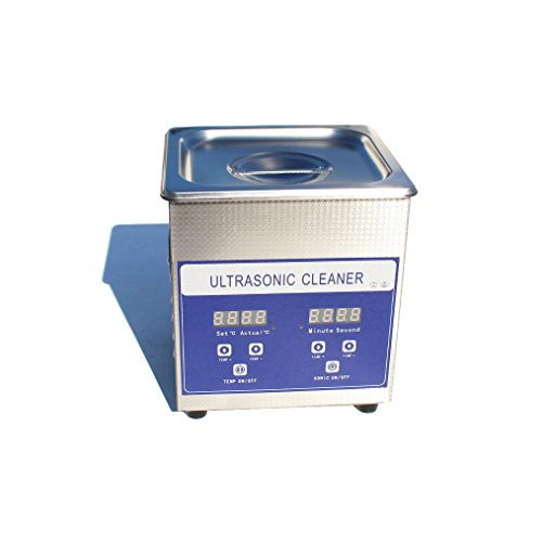 Ultrasonic Tooth Cleaner 50W Ultrasonic Washer Sonicator Bath