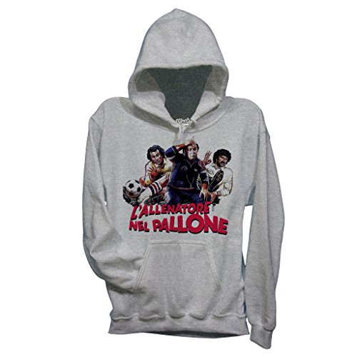 Sweatshirt L'Allenatore Nel Pallone Film Calcio - FILM by Mush Dress Your Style