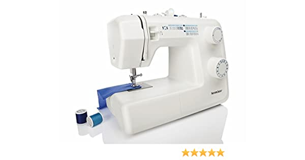Maquina de Coser SilverCrest SNM 33 B1: Amazon.es: Hogar