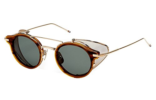 cbcd0721927b ... Thom Browne TB 804 Tortoise Gold Sunglasses Buy Online in Kuwait