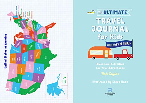 41s0jBdMgWL - The Ultimate Travel Journal For Kids: Awesome Activities for Your Adventures