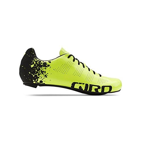 Giro Empire ACC Schuhe - Männer Markieren Sie Gelb / Schwarz