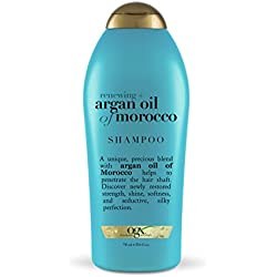 OGX Renewing Moroccan Argan Oil Shampoo Salon Size, 25.4 Ounce