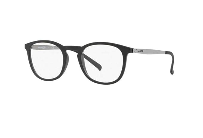 Arnette 0AN7151, Monturas de Gafas para Mujer, Matte Black, 48