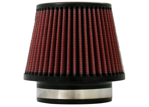 Injen Technology X-1018-BR Black and Red 4.5