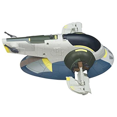 Star Wars Jango Fett's Slave I Vehicle Toy