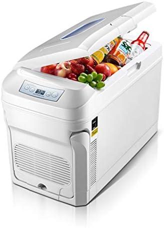 12V 35L オートカー冷蔵庫|ミニトラベル冷蔵庫クーラーボックス多機能クーラーフリーザーウォーマー (Size : 4L-12/24Vcar)