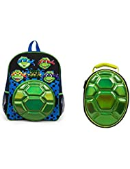 Teenage Mutant Ninja Turtles Team Turtles Backpack and Lunch Bag Combo