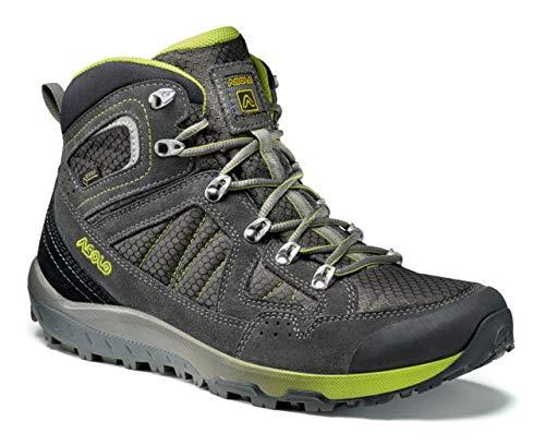 Asolo Men's Landscape GV Hiking Boot Grey Lime - 10.5 ()