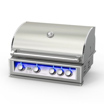 32.44'' Built-In Gas Grill by Broil Chef