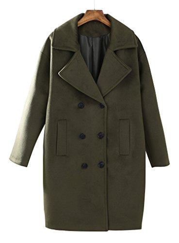 Floral Wool Coat - 9