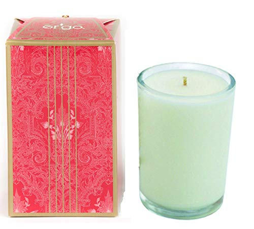 Ergo Soy Candle Pearl Collection (10oz Red Berry - Candle Red Berry