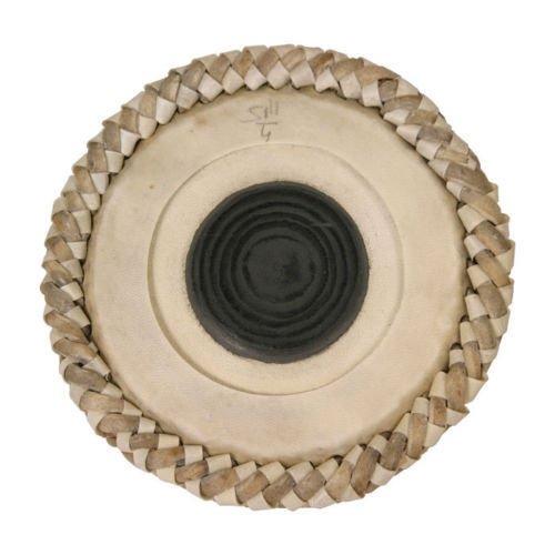 TABLA SKIN DAYAN DAHINA HEAD PUDI PUDDI 5.50 INCH DELUXE QUALITY TABLA RIGHT HEAD by Balajicreation