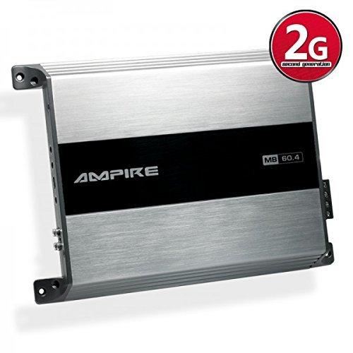 Ampire Amplifier 4 X 60 Watts (2Nd Generation)