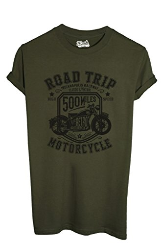 T-Shirt ROADTRIP MOTORCYCLE - FAMOSI by iMage Dress Your Style