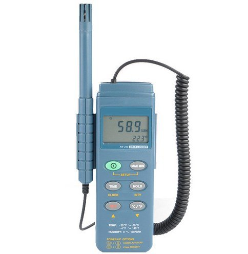 GOWE Temperature and Humidity Recorder Hygrometer Datalogging by Gowe