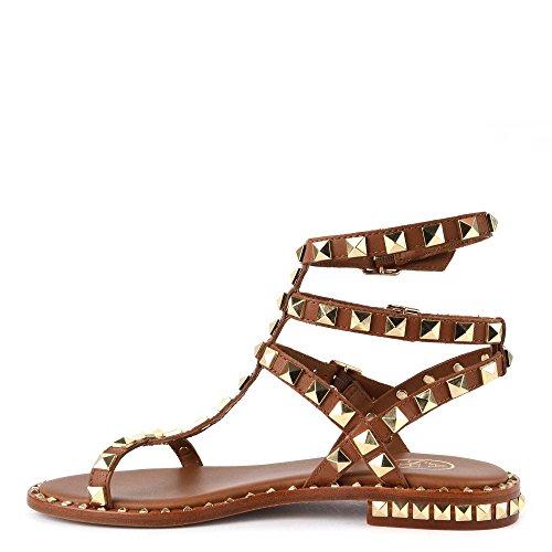 Venta 100% Originales Ash Footwear Scarpe Poison Sandali Marrone in Pelle Donna Brown 41 Aclaramiento De Bajo Coste Descuento En El Precio Barato Auténtica Comprar Barato Nicekicks urZPL