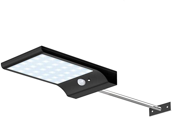 36LED Super Bright Solar Wall Lights GIFT Lamp Garden Waterproof Sensor Motion