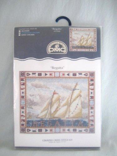 Dmc Cross Stitch Kits - DMC Sailing Ship