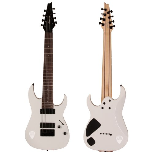 Ibanez RG Series RG8 - White for sale  Delivered anywhere in USA