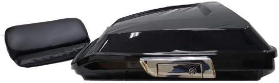 Bagger Brothers BB-HD1584-159 Extended Black Razor Tour PAK Trunk 2014-2019 26-21-11 18