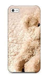 AnnDavidson Premium Protective Hard Case For Iphone 5c- Nice Design - Teddy Bear Photography