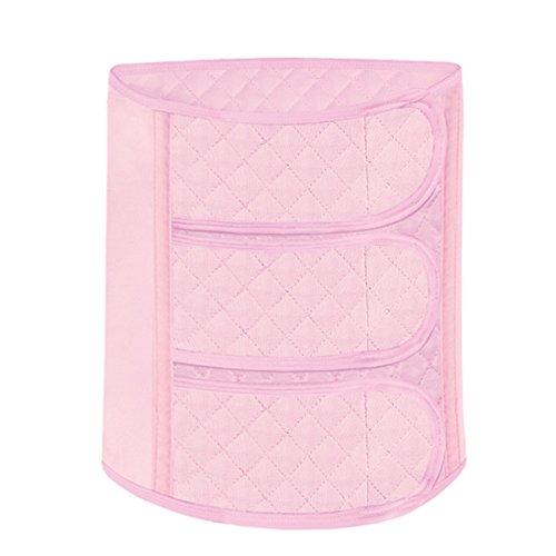 Enerhu Cotton Postpartum Belt Belly Breathable Postnatal Recovery Support Girdle #3 Asian L (3l Post)