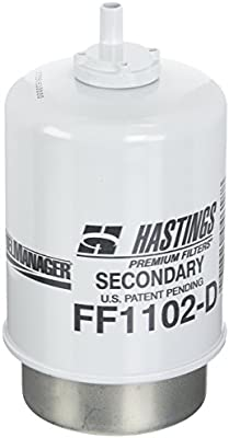Hastings FF1098-D Fuel and Water Separator Filter