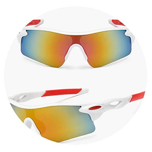 Outdoor Sport Mountain Bike MTB Bicycle Glasses NEW Men Women Cycling Glasses Motorcycle Sunglasses Eyewear,G
