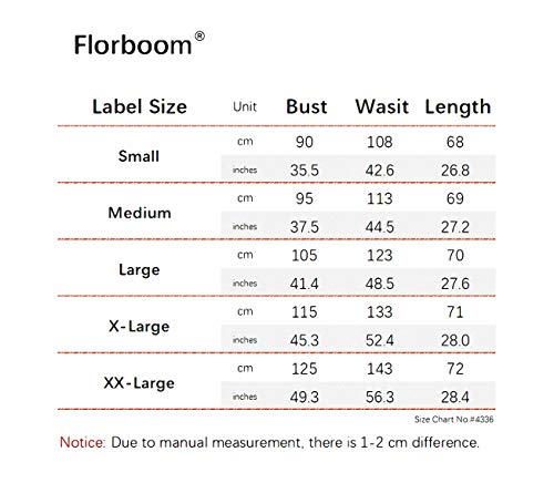 Florboom Womens Trendy Tops Summer Loose Cold Shoulder Plain T Shirts Black M