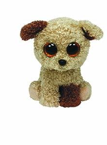 Ty Beanie Boos Rootbeer Terrier Plush by Ty Beanie Boos