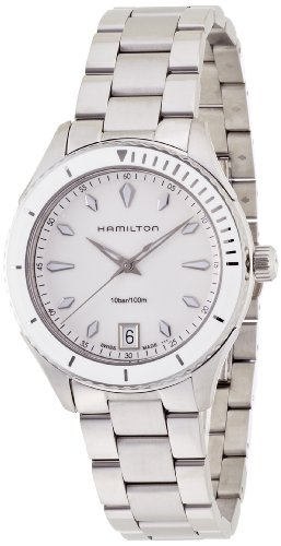 Hamilton Jazzmaster Seaview Women's Quartz Watch H37411111