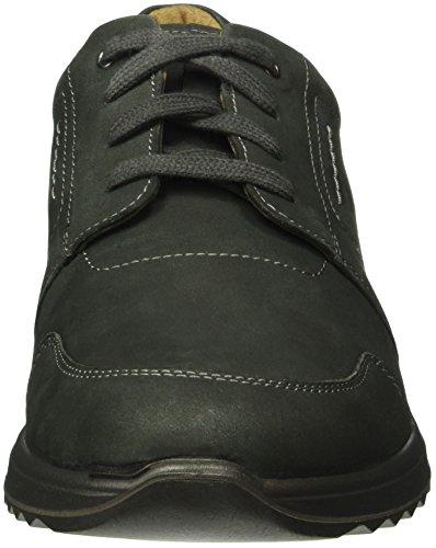 Jomos Man Life, Zapatos de Cordones Derby para Hombre Grau (12-282 shark)