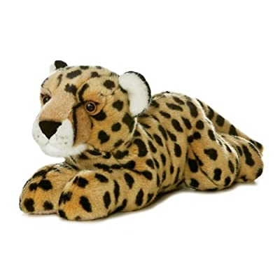 "Aurora - Flopsie - 12"" Cheetah: Toys & Games"