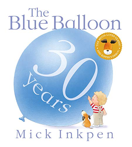 The Blue Balloon (Kipper) - Book Balloon Magic