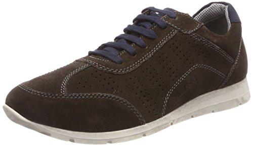 Josef Seibel Herren Tom 31 Sneaker Grau (Vulcano-Kombi)