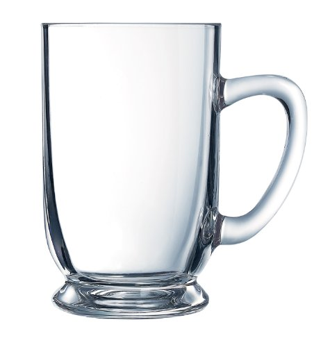 - Arc International Luminarc Bolero Mug, 16-Ounce, Set of 4