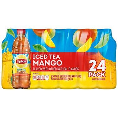 lipton iced tea mango - 1