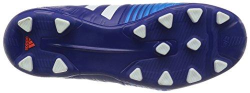 adidas Fussballschuhe Nitrocharge 3.0 HG J amazon purple f14/ftwr white/solar blue2 s14