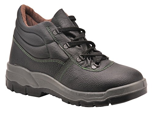 Steelite Steelite Safety Boot S1 - Calzado de protección, color Negro, talla 38 negro