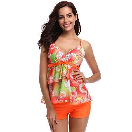 Americana Flounce Bikini Set in Australia - 3