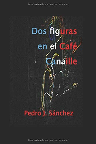 Dos figuras en el Café Canaille