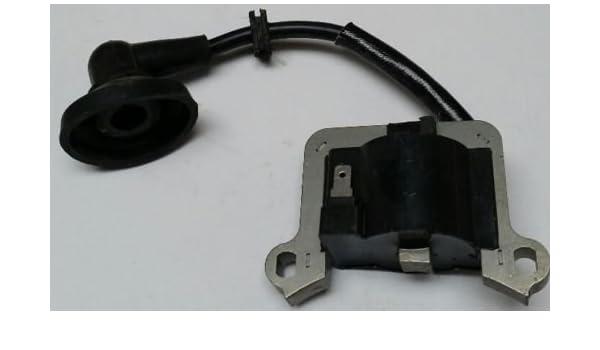 LGV Bobina repuesto Recambio para desbrozadora 43 cc 52 cc bobina ...