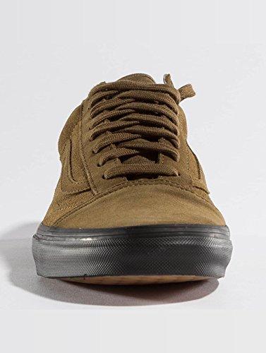 Entrenamiento Old Vans Marrón Zapatillas para de Skool Hombre FIIBrwdq1