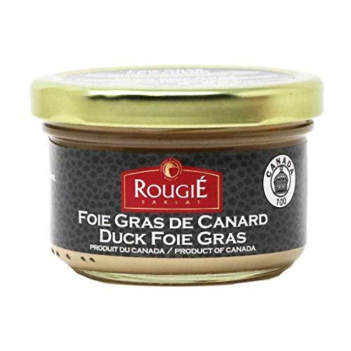 - Rougie - Duck Foie Gras (Mi-Cuit), 80g (6-PACK)
