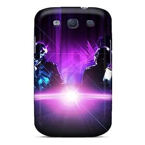Tough Galaxy Dvx3997qWbm Case Cover/ Case For Galaxy S3(daft Punk)